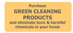 purchase green cleaning products
